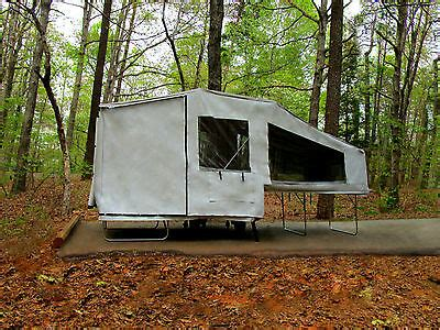 motorcycle camping trailer   pull  camper