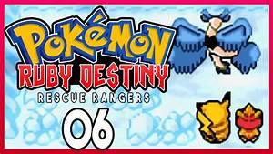 Pokemon Ruby Destiny 2 Rescue Rangers Part 6 Angeallen