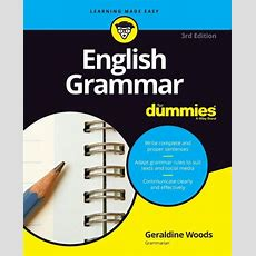 English Grammar For Dummies By Geraldine Woods, Paperback  Barnes & Noble®