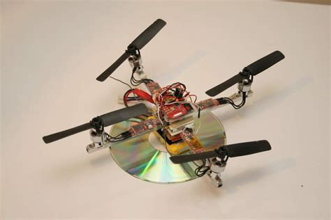 building  palm size quad copter introducing