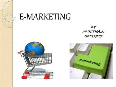 E Marketing by Emarketing Ppt