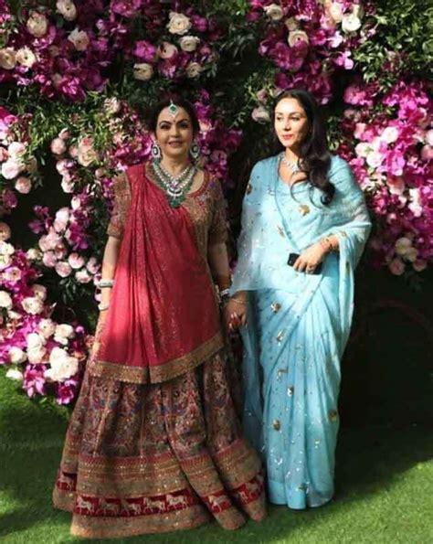 Celebs Spotted At Akash Ambani And Shloka Mehtas Wedding