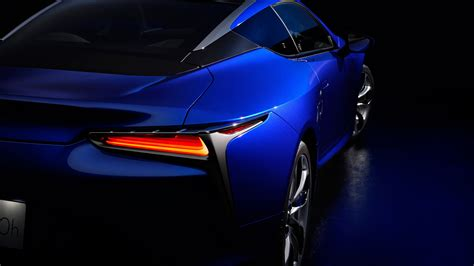 500 4k Wallpapers by 2018 Lexus Lc 500h Structural Blue 4k 2 Wallpaper Hd Car