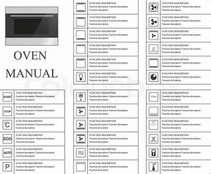 Oven manual symbols. Instructions. Signs and symbols for ...