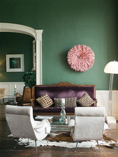 Green, Pink And Purple Living Room  Interiors By Color. Living Rooms Idea. Living Room With Built In Cabinets. Feature Wall Design For Living Room. Living Room Decor Tips. Walmart Living Room Furniture Sets. Living Room Laptop Table. Red Curtains In Living Room. Robins Egg Blue Living Room