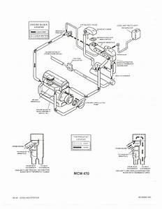 I Have A 1984 Commando W  Mercruiser 470 Has New Impeller
