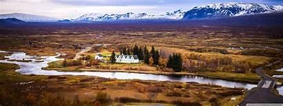 Iceland Thingvellir National Park Dual
