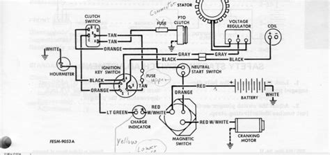990 Wiring Diagram by Barn Find Followed Me Home Today Page 3 Cub Cadet