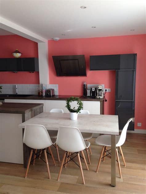 couleur cuisine mur problème couleur mur de cuisine