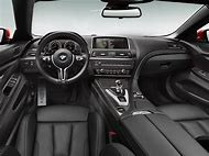 2013 BMW M6 Coupe Interior