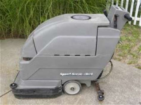 Nobles Floor Scrubber 2001 by Nobles Speed Scrub Fast 2001 Hd Walk Floor Scrubber