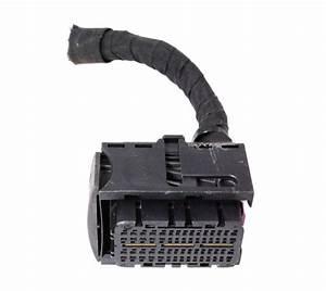 Ecu Engine Computer Plug Pigtail Wiring 08-09 Vw Jetta Rabbit Mk5