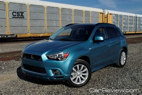2011 Mitsubishi Outlander Sport Review by Car Reviews 2011 Mitsubishi Outlander Sport Review