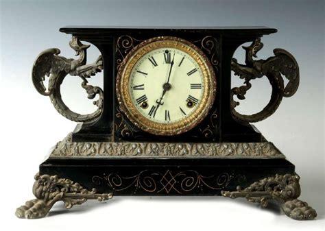 An Ansonia 'belgium' Mantel Clock Price & Value Guide