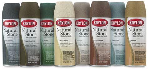 natural stone paint color krylon natural stone spray paint blick art materials