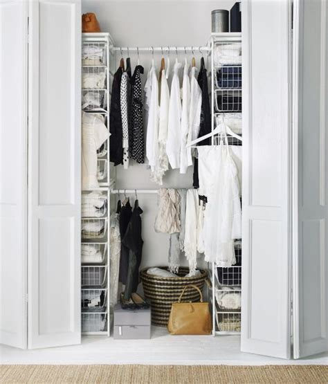 master your closet with the algot clothing storage system