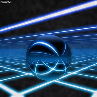 Neon Loop Animated Virtual Glow Retro Gifs