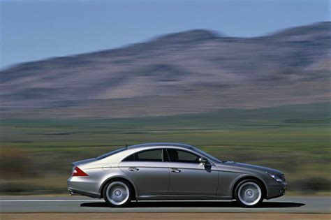 Mercedes Picture by 2006 Mercedes Cls 500 Picture 56482 Car Review Top Speed