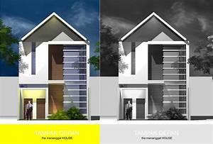 Newest, 24, Minimalist, Home, Design, Indonesia