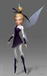 Fairies Pixie Hollow Characters