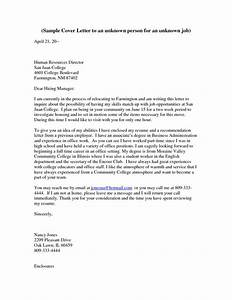 95 best images about cover letters on pinterest With cover letter with no specific person