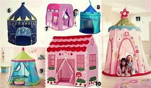 Tente Interieur Enfant : un tipi ou une cabane pour les petits grands enfants m mes et merveilles ~ Teatrodelosmanantiales.com Idées de Décoration