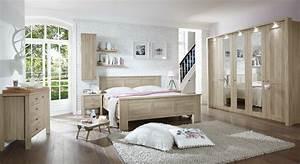 Landhaus komplett schlafzimmer eiche s gerau mit beim beln for Komplettes schlafzimmer