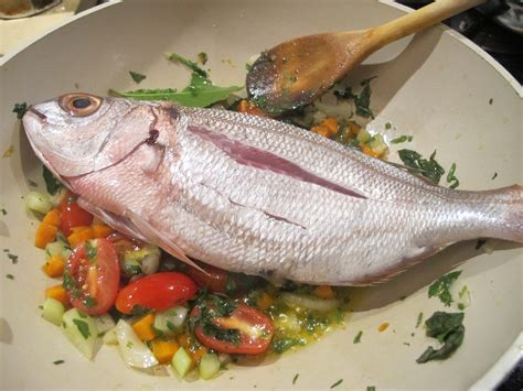 cooking fish fish cooked in crazy water pezzogna all acqua pazza my home food that s amore