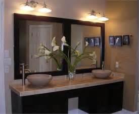 Bathroom Vanity Mirror Idea