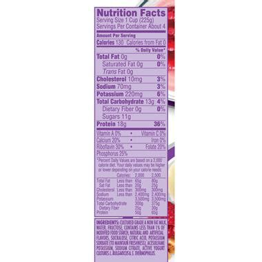 light and fit greek yogurt nutrition dannon light fit greek vanilla yogurt hy vee aisles