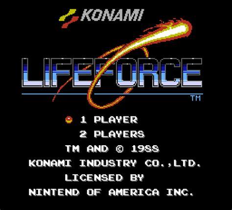 Life Force Download | GameFabrique
