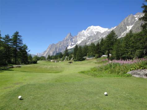 golf club courmayeur  grandes jorasses courmayeur italy albrecht golf guide