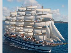Royal Clipper Itinerary Schedule, Current Position