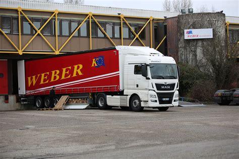 WEBER TRANSPORTS - Kimmel transport