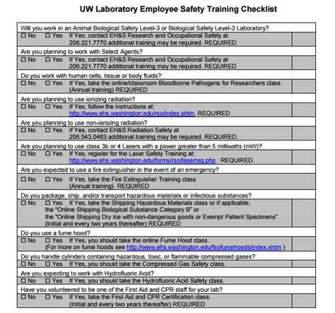 training checklist templates word excel templates