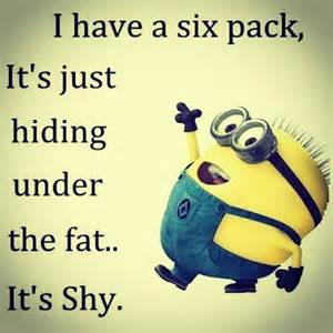 Minions Funny Exercise Quotes