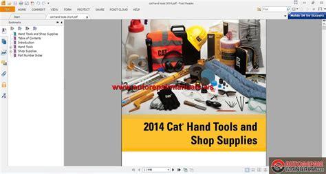 garage equipment supply cat tools and shop supplies 2014 auto repair manual