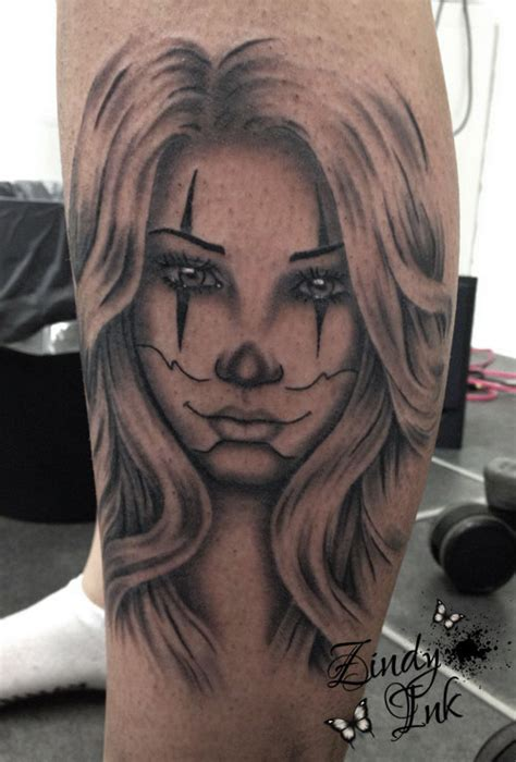 459996fba4e4c Chicano Girl - Zindy Ink, Tattoo artist, Illustrator