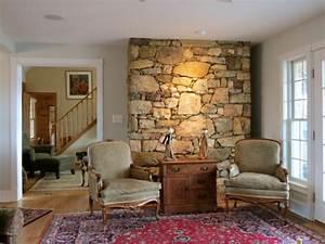 Steinwand Wohnzimmer Ideen : steinwand wohnzimmer ein frischer hauch in ihrem zuhause ~ Sanjose-hotels-ca.com Haus und Dekorationen