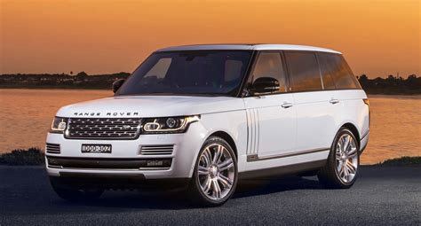 Cars With The Range 2016 range rover svautobiography review caradvice