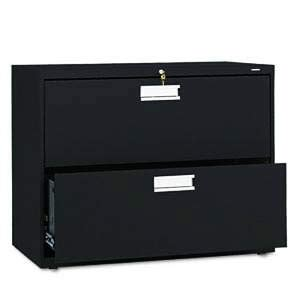 Hon 2 Drawer Lateral File Cabinet Weight by Hon 682l Brigade 600 Series Lateral File Cabinet