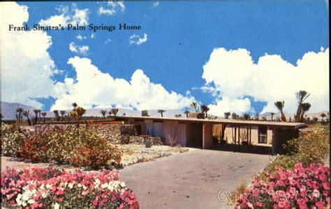 Palm Springs Lounge -vintage Postcards