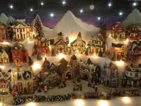 Pinterest Christmas Village