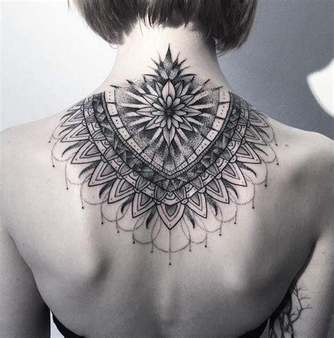 signification tatouage mandala origines  influences sur