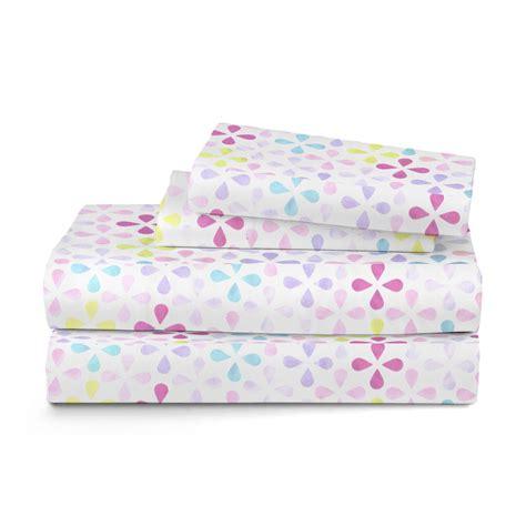 crb 3 pc owl twin sheet set pink shop your way