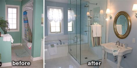 bathroom design images the removal of tub enclosure and relocation to