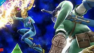 Zero Suit Samus vs. Link | TLOZ (AND LINK) | Pinterest