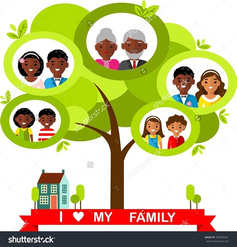 Family Tree Clip American Family Reunion Clipart Clipart Best