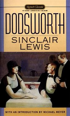 Image result for image book dodsworth lewis