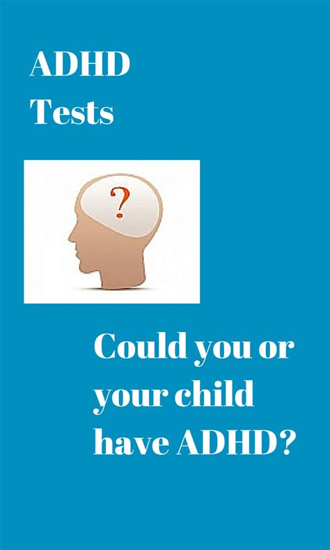 Adhd Screening Tests  Add Freesources